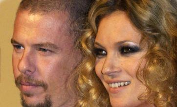 Alexander McQueen death leaves Kate Moss 'devastated'