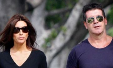 Simon Cowell 'not engaged' to Mezhgan Hussainy