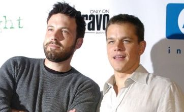 Matt Damon and Ben Affleck reunite again for The Trade
