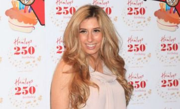 X Factor's Stacey Solomon says guys don't chat her up