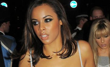 Rochelle from Saturdays denies romancing Teddy Sheringham