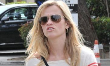 Reese Witherspoon's second date with her new man