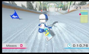 British holidaymakers 'think they can ski if they've tried it on Wii