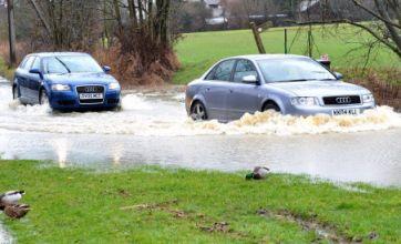 Flood warnings issued across UK