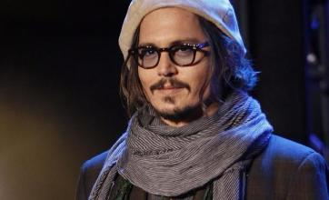 Depp out for royal world premiere