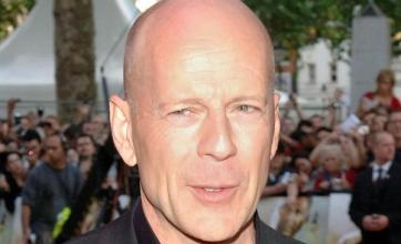 Bruce Willis: Men want to fight me