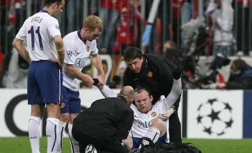 Hansen: Rooney recovery vital