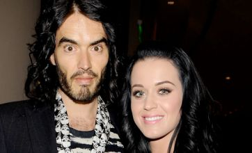 Katy Perry compares Russell Brand to serial killer Charles Manson