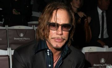 Mickey Rourke's stunning sex claim: 'I once bedded 14 girls in one night'