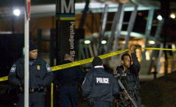 Pentagon metro shooting: Gunman killed after police shoot back
