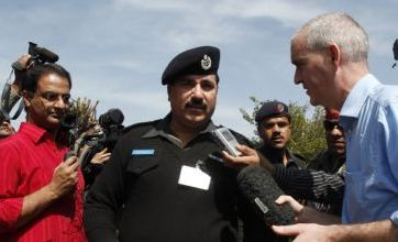4 Pakistani police officers suspended following Sahil Saeed's kidnapping