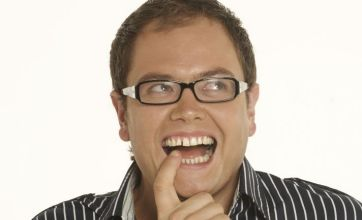 Alan Carr's Twitter campaign to play Hooks in new Police Academy film