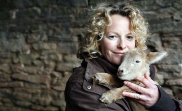 Lambing Live with Kate Humble brings Bo Peep into the next century