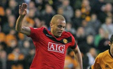 Wes Brown out for up to six weeks
