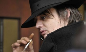 Pete Doherty banned from driving for 12 months