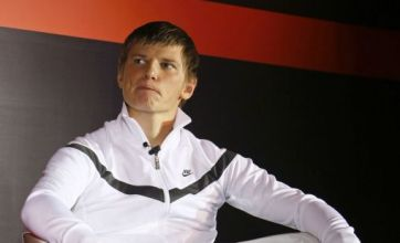 Andrei Arshavin asked if rain is angel's tears in grilling by crazy fans
