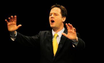 Nick Clegg: Don't fall for Tory scaremongering