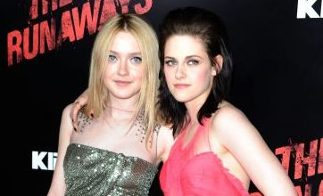Kristen Stewart: 'I was banned from groping Dakota Fanning'
