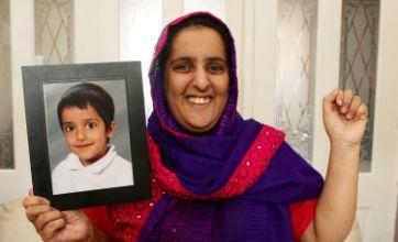 Pakistan kidnap boy Sahil Saeed found safe in a field