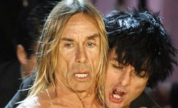 Iggy Pop and The Stooges inducted into the Rock And Roll Hall Of Fame