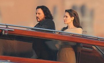 Angelina Jolie and Johnny Depp enjoy romantic cruise as they film The Tourist