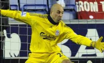 Jose Reina echoes plea for Liverpool investment