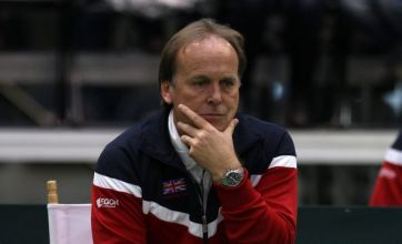 John Lloyd quits as Davis Cup captain