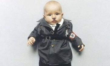 Baby Hitler artist explains 'we have evil in all of us'
