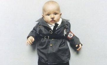 Baby Hitler artist explains 'we have evil in all of us'