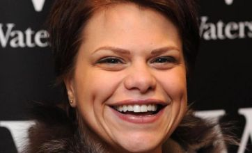 Jade Goody's last act was to give her family a big smile