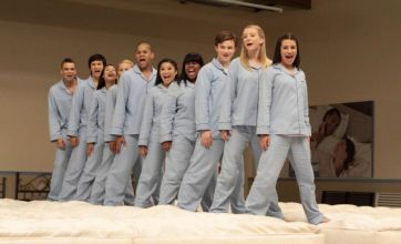 Glee still feels laboured