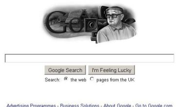 Akira Kurosawa gets a Google Doodle for his 100th birthday