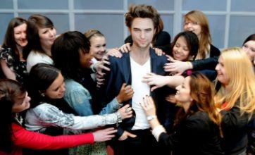 Robert Pattinson's Madame Tussauds waxwork makes hearts melt