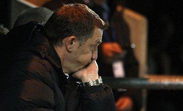 Tony Mowbray sacked as Celtic manager