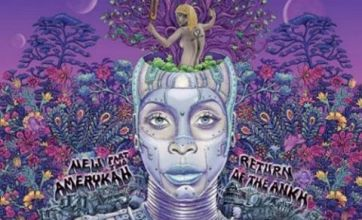 Erykah Badu's New Amerykah Part II: Return Of The Ankh is joyous
