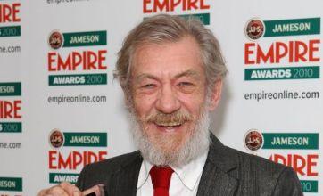 McKellen's delight as he is honoured at Empire Awards