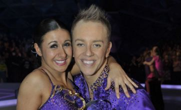 Hayley Tamaddon triumphs in Dancing On Ice final