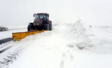 Snow predicted as British Summer Time officially begins