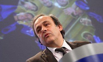 Michel Platini raises doubts over Ukraine as Euro 2012 host