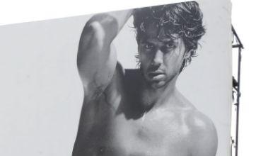 Fernando Verdasco strips off for sexy Calvin Klein ad