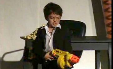 Scarface school play YouTube video becomes internet hit