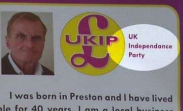 UKIP can't spell their own name