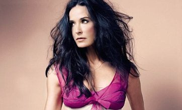Demi Moore: I dominated my body but being thin didn't make me happy
