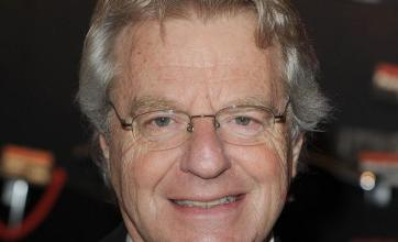 Jerry Springer hosts new game show