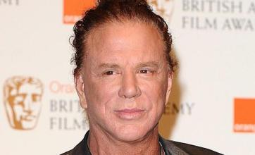 Mickey Rourke to star in War of the Gods