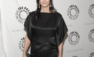 Courteney 'happy' to be in her 40s