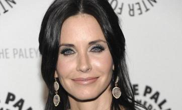 Courteney: Cougar Town is amazing