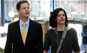 Clegg accuses Tories over 'fears'