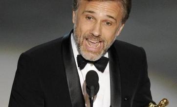 Waltz, Monique win Oscar statuettes