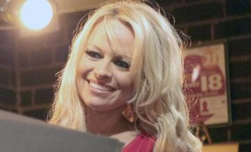 Pamela Anderson 'loves' London